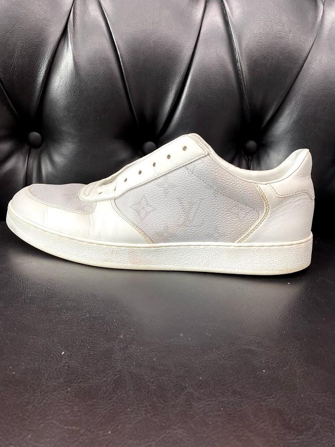 ヴィトンのスニーカーを白くするには○○が必要、白くするにはどうすればいいのか?